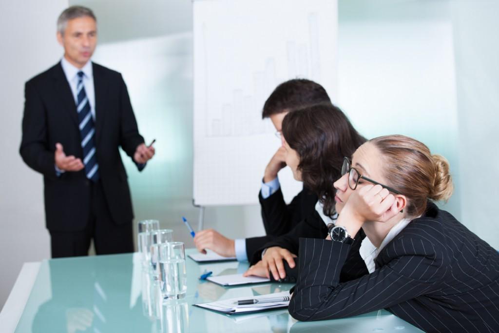 Running effective meetings